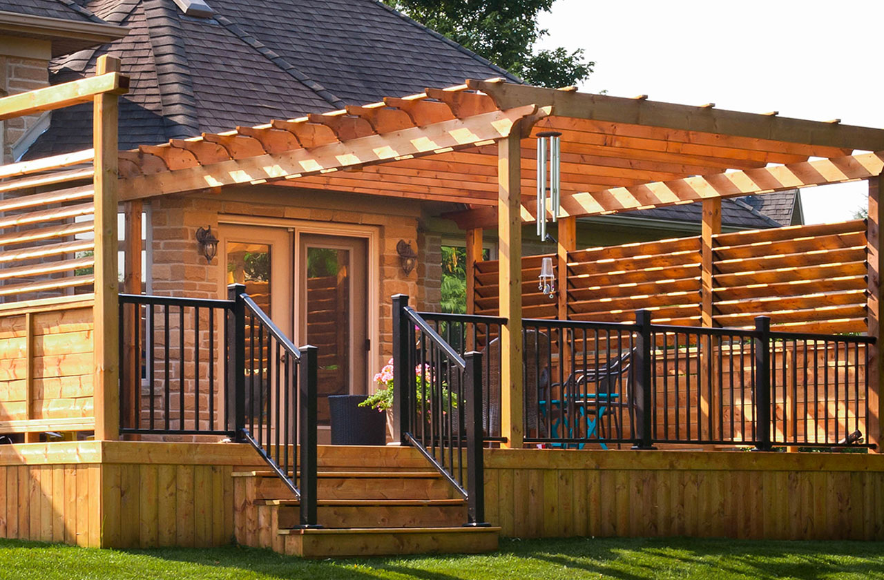 Why You Should Incorporate Louvers Into Your Next Outdoor Project