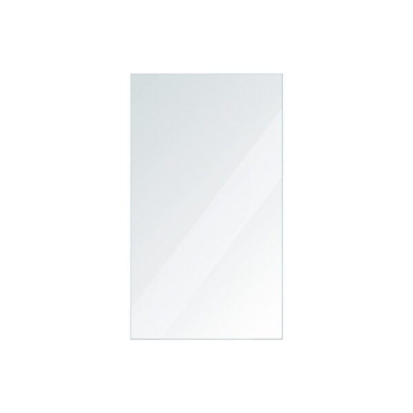 """ARG2442 - 24"""" x 42 TEMPERED GLASS RAILING PANEL FOR OUR ALUMINUM GLASS RAIL KITS"""
