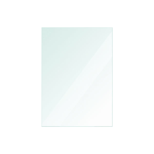 """ARG3042 - 30"""" x 42"""" TEMPERED GLASS RAILING PANEL FOR OUR ALUMINUM GLASS RAIL KITS"""