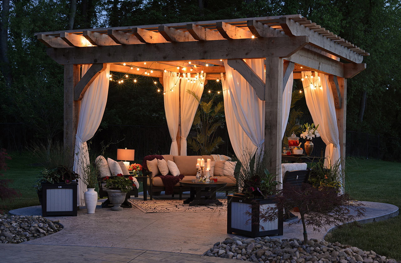 5 Brilliant and Inexpensive Patio Ideas Found on Pinterest