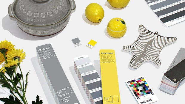 Finding Inspiration for This Summer's Project With Pantone